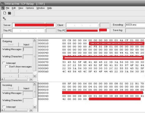 Interactive TCP Replay AS/400 System Security Audit