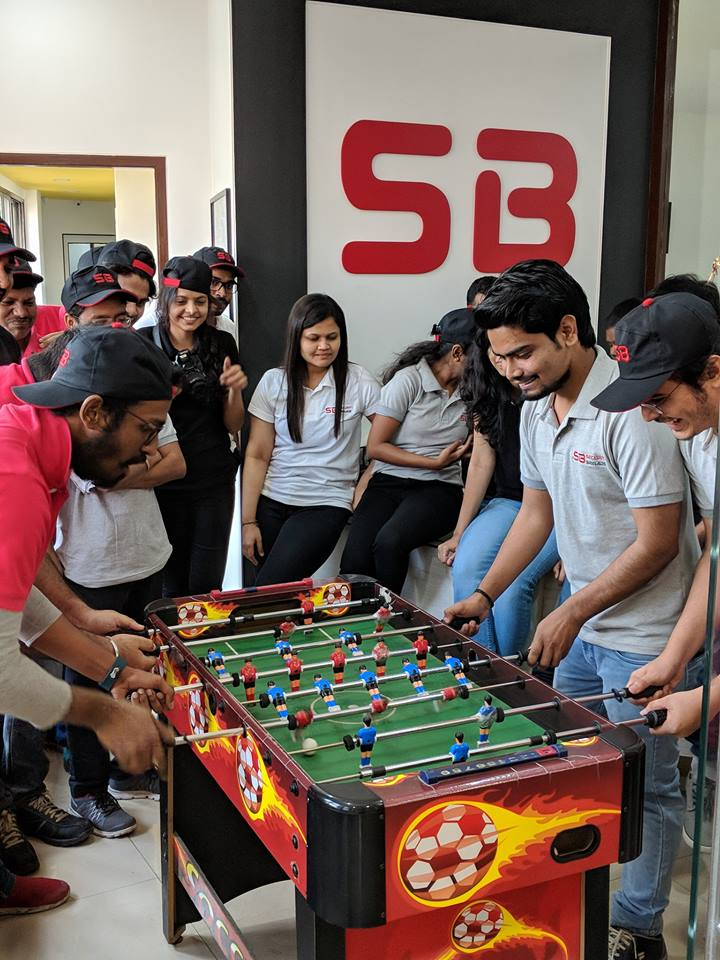 SB Sports Day: Foosball Tournament